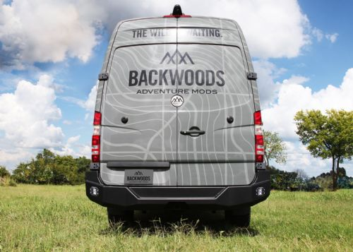 Mercedes Sprinter (2014-2018) Rear Bumper